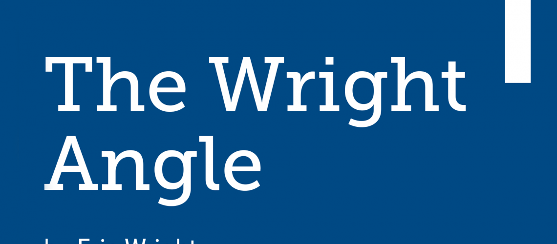The Wright Angle